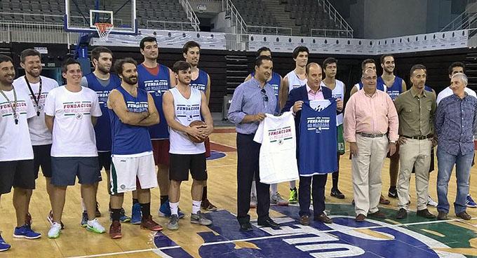 Coviran Oalacio deportes estreno temporada Fundación CB Granada