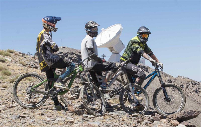 sierra nevada bike mountain