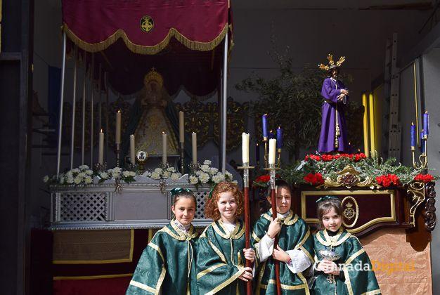 Procesión Infantil Redenciaón Salesianos 2016-01