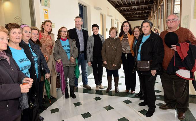 Santa Adela vecinos mariela isabel nieto junta 010