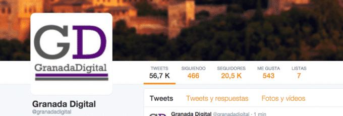 Twitter GranadaDigital