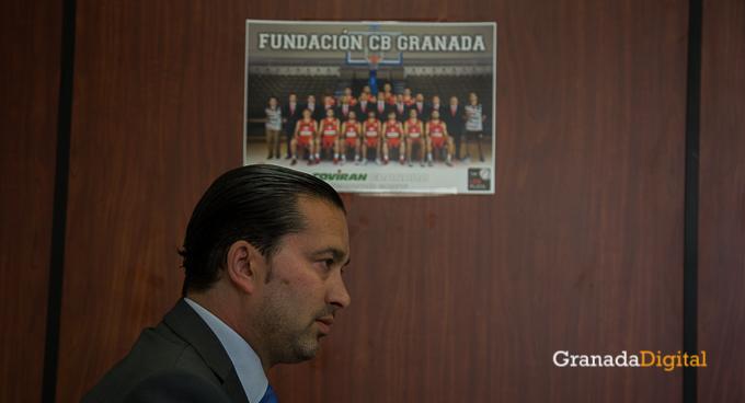 Oscar Fernández Fundación CB Coviran Granada -1