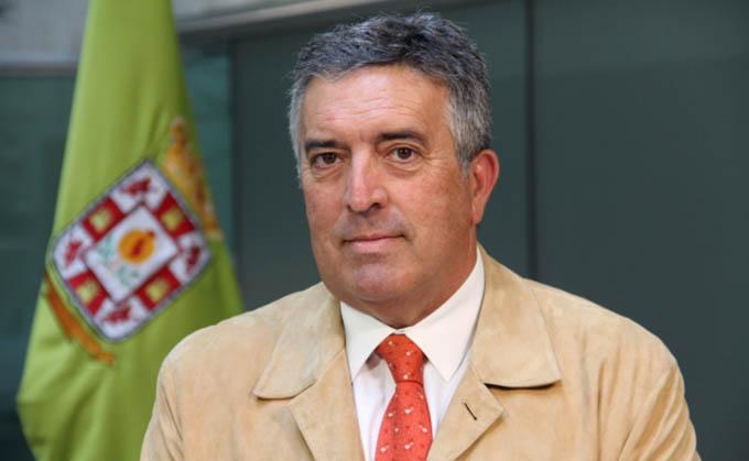 El portavoz de C's Armilla y diputado provincial Francisco Rodríguez Ríos