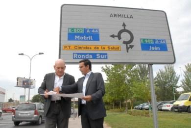 alcaldes-armilla-y-granada-nuevos-accesos-2