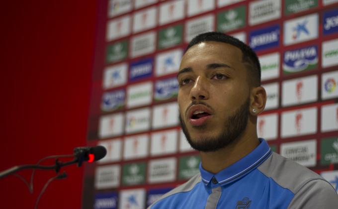 presentacion de Tabanou y Vezo como nuevo jugadores del Granada