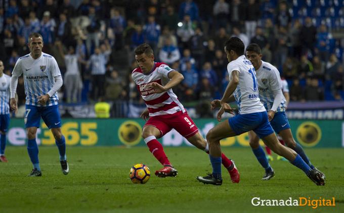Ponce-Malaga CF - Granada CF-Ponce