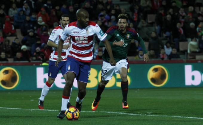 foulquier-Granada CF - CA Osasuna