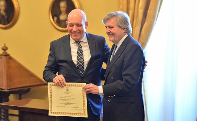 Armilla Premio Maria Moliner