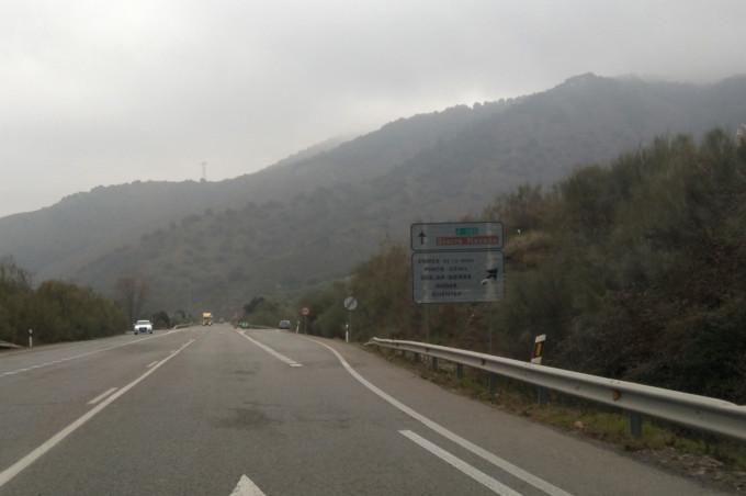 guejar-sierra-carreteras-acceso