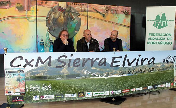 X edición de la Carrera de Montaña (CxM) Sierra Elvira