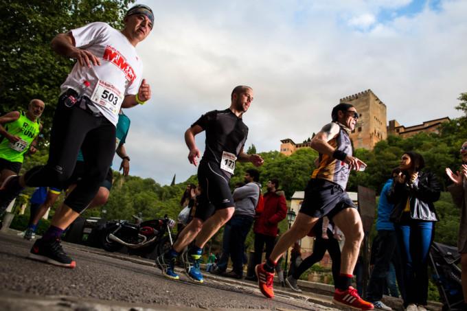 Medio Maratón Granada 7