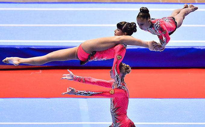 Juegos Mundiales 2013 Gimnasia