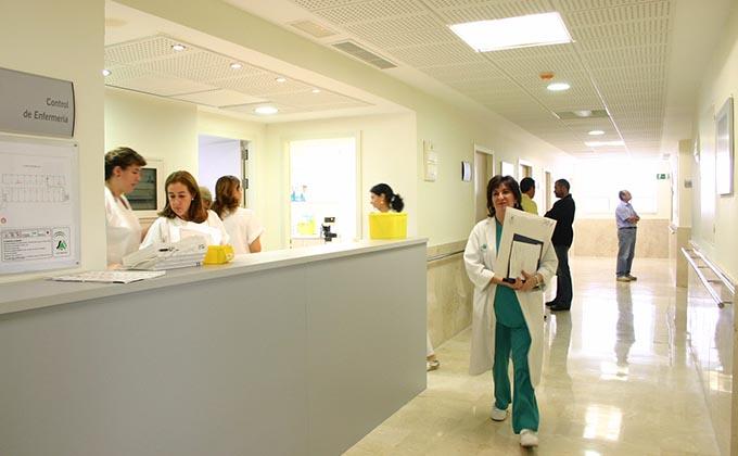 Enfermeria Servicio Andaluz Salud