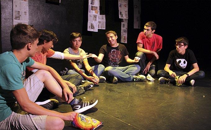 Adolescentes diputacion