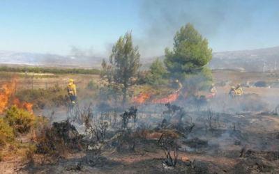 La Junta despliega en Granada una campaña preventiva contra incendios causados por trabajos agrícolas