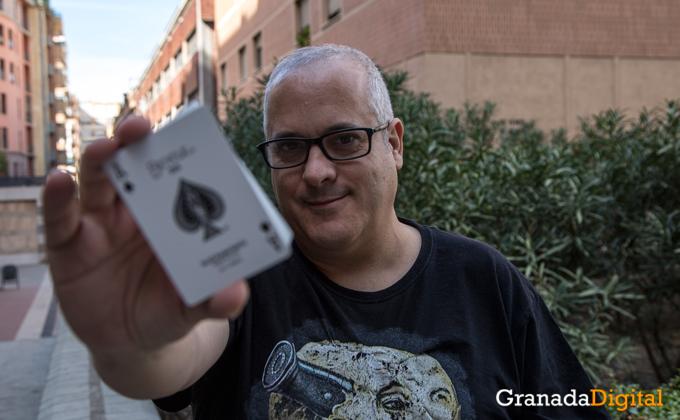 """'Mago Migue': """"Hay chavales de dieciocho años que han tenido magia en Granada desde que tienen conciencia"""""""