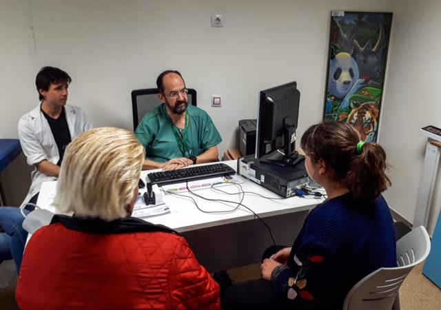 Consulta de Pediatria