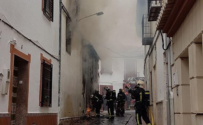 incendio-peligro