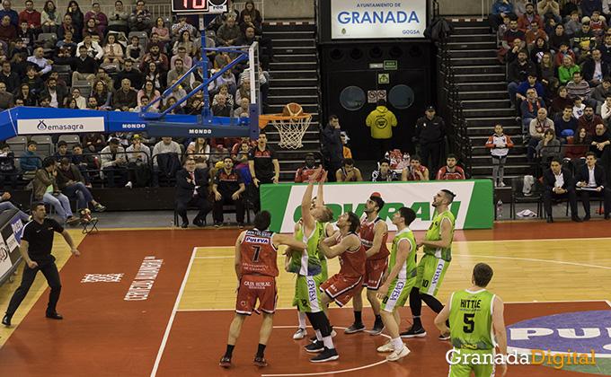 coviran granada - basket - baloncesto