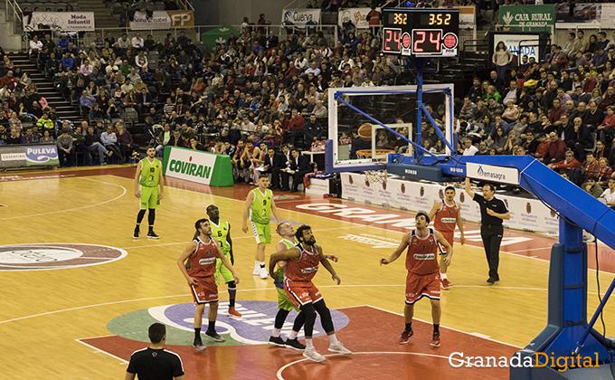coviran granada - basket - baloncesto 4