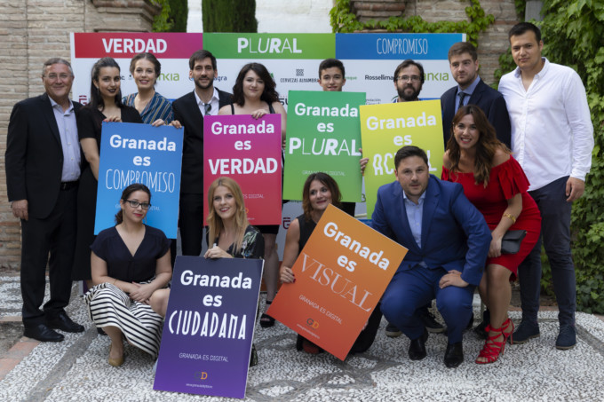 Granada Digital 15 Aniversario