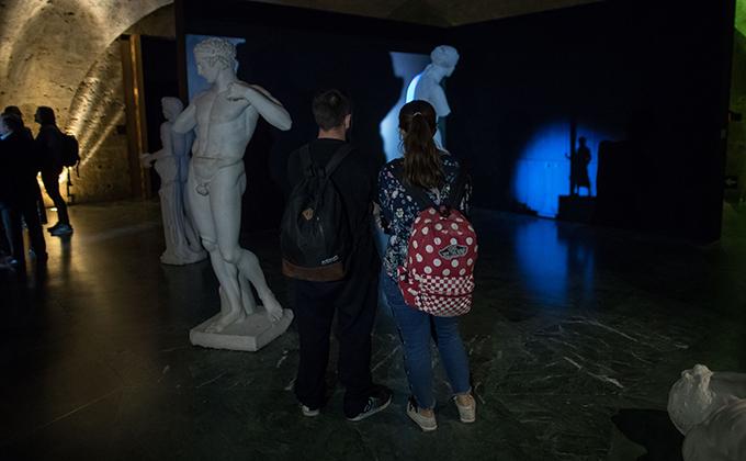 VISITANTES EXPO GUIA NOCTURNA DE MUSEOS (1)