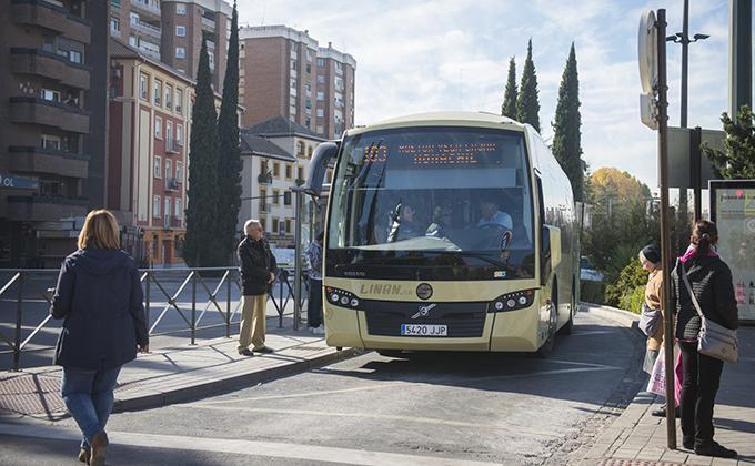 autobus metropolino pueblo