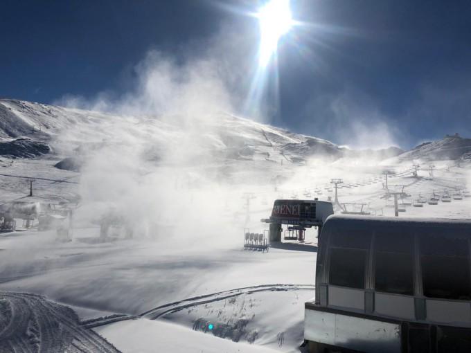 sierra nevada sistema produccion