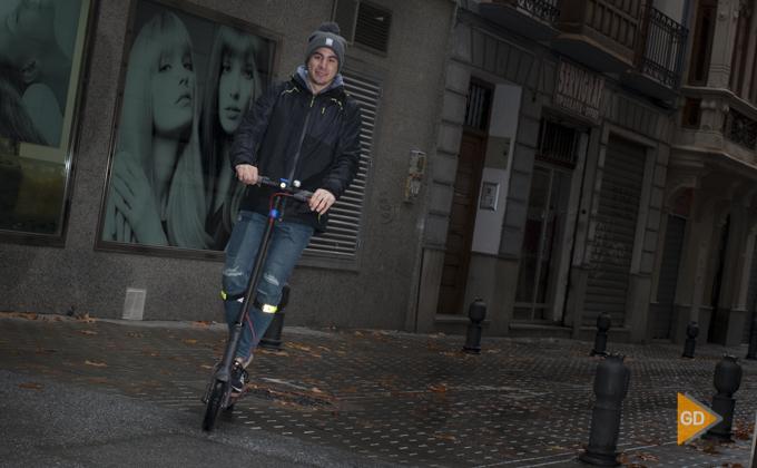 Entrevista asociación de patinetes electrios