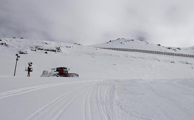 pistas sierra nevada 22 noviembre 2