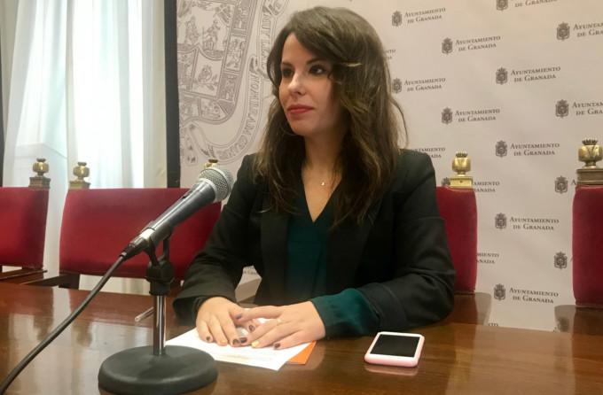 Lorena Rodríguez, en rueda de prensa 271218