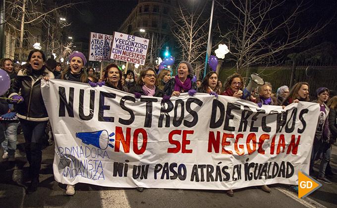 Manifestación feminista enero 2018 04