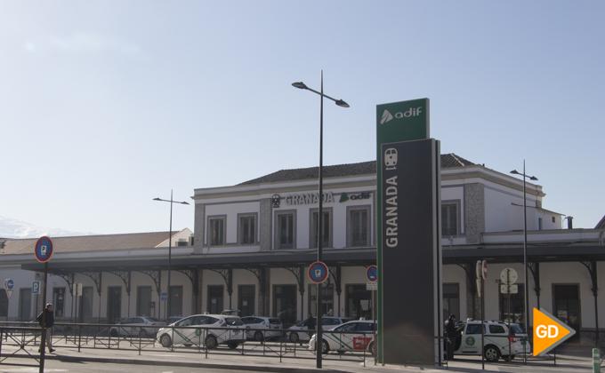 Estación de tren, Adif, Renfe-2