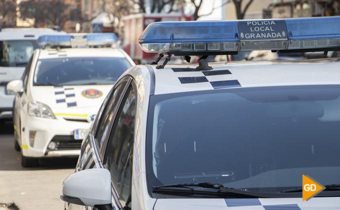 Policia local granada zaidin