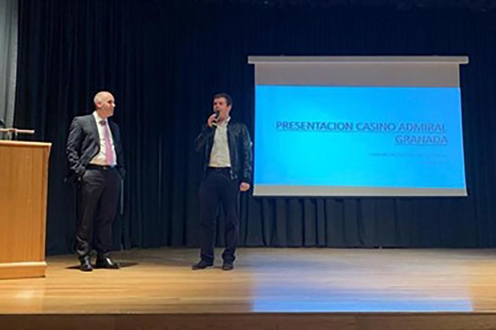 presentacion casino monachil