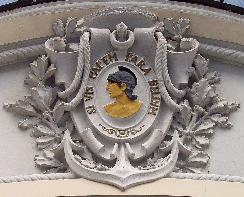 Casino_Militar_(Madrid) Si vis pacem, para bellum -Wikipedia