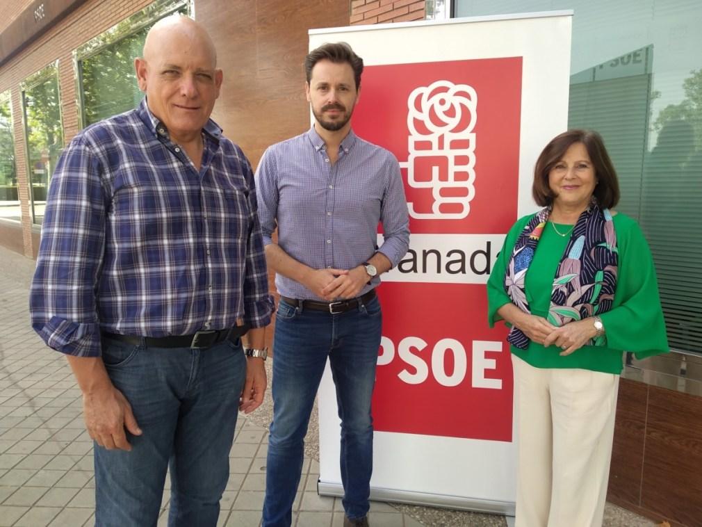 FOTO. PSOE Rechazo Presupuestos Junta 20190722