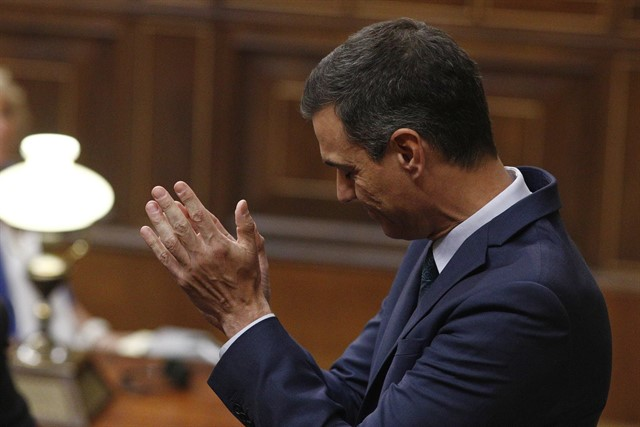 pedro sanchez - congreso - foto eduardo parra EP