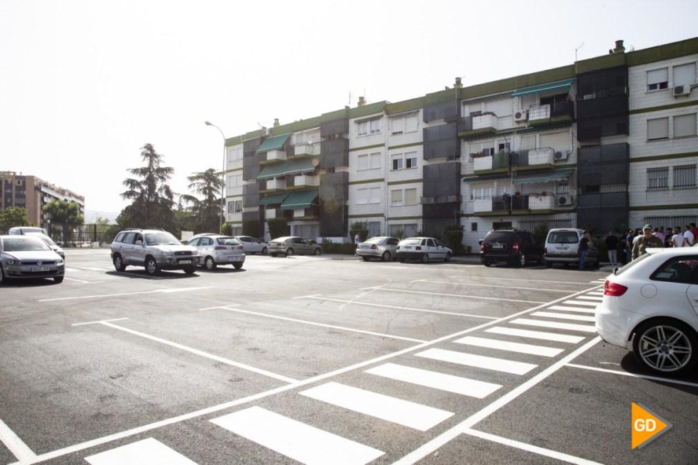 remodelacion de plaza en la zona norte de Granada Foto Antonio L Juárez-2
