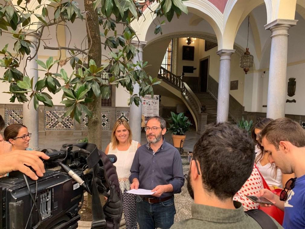 Fernández Madrid hoy en atencióna medios