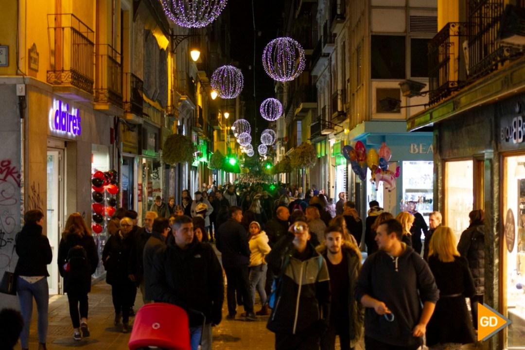 Black Friday en Granada