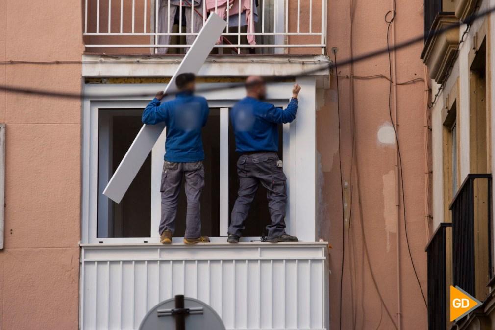 Trabajar de manera peligrosa en Granada