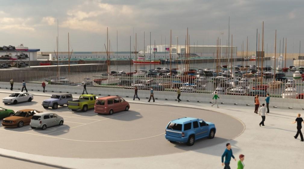 Granada.- Puertos.- El plan director del puerto de Motril entra en la última fase antes de su aprobación definitiva