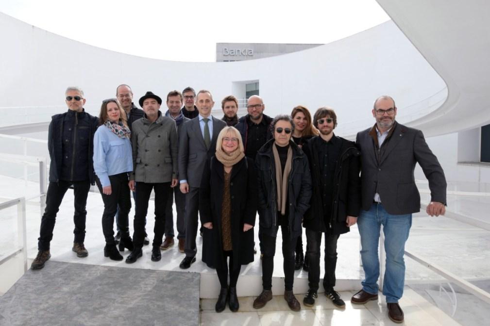 Granada.- El festival 'Gravite' acoge la presentación del grupo 'Don Alhambro', con esencia valdelomariana