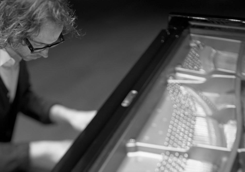 James Rhodes conmemorará el 250 aniversario del nacimiento de Beethoven en un concierto ofrecido el 1 febrero en Vigo