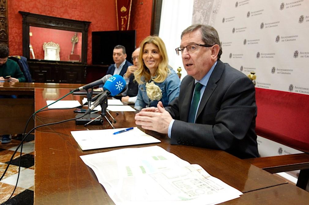Granada2031.- El Ayuntamiento ultima el proyecto de reforma para la reapertura del parque de Cuarto Real