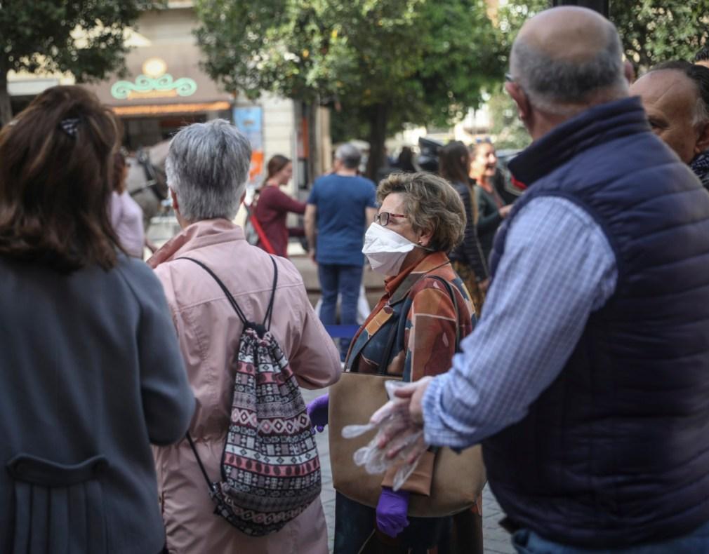 Impacto del coronavirus en Sevilla