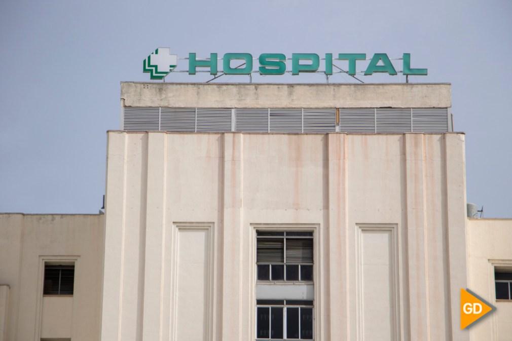Hospitales PTS Virgen de las Nieves Coronavirus - Dani B-25
