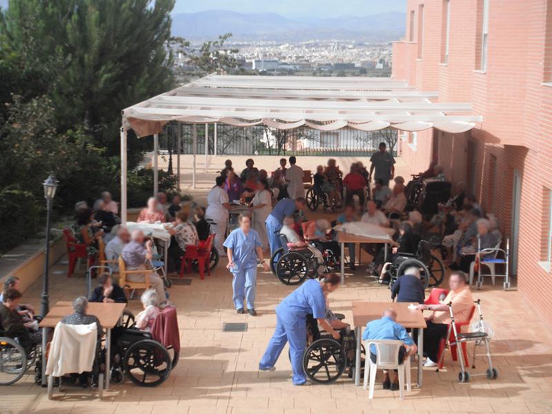 Residencia Balcón de La Zubia