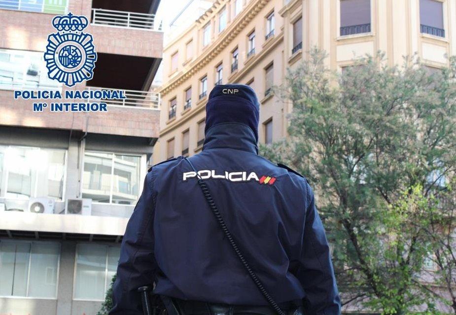 agente policia nacional
